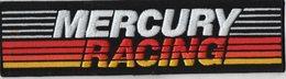 E20 - Sport Automobile - Ecusson 28 X 7?4 - Course De Voiture - MERCURY - RACING - Ecussons Tissu