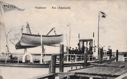 Ameland Postboot - Pays-Bas