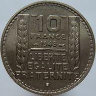 France 10 Francs 1948 UNC - France