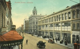 Australie - Adelaide - Rundle Street - Australia
