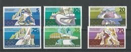 DDR:  1803/ 1808  **  Montréal 76 - Ete 1976: Montréal