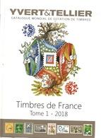 Catalogue France Tome 1  De  2018   ( Très Très Bon état Comme Neuf ) - France