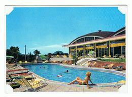 ABANO  TERME (PD):  HOTEL  RITZ  TERME  -  PER  LA  SVIZZERA  -  FG - Hotels & Gaststätten