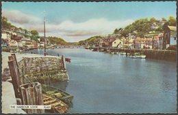 The Harbour, Looe, Cornwall, C.1960s - Postcard - England