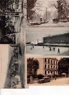 Beau Lot De 49 Cartes Postales Anciennes Haute Garonne : Luchon & Superbagneres - Cartes Postales
