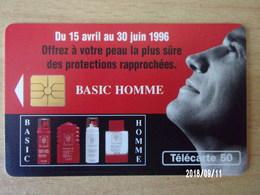 F636 Basic Homme 50U GEM - Perfume
