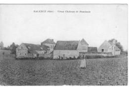 60 OISE Le Vieux Chateau De Dominois à SALENCY - France