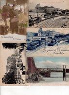 Beau Lot De 30 Cartes Postales Anciennes Haute Garonne Dont Animation : Toulouse - Cartes Postales