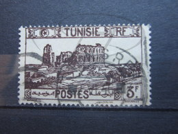 "VEND BEAU TIMBRE DE TUNISIE N° 284 , CACHET "" TUNIS R.P. "" !!! - Tunisie (1888-1955)"