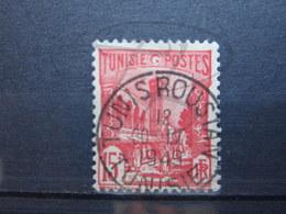 "VEND BEAU TIMBRE DE TUNISIE N° 293A , CACHET "" TUNIS ROUSTAN "" !!! - Tunisie (1888-1955)"