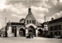 1 Cpsm Provins - L'église - Provins