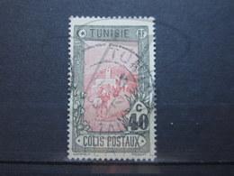 """VEND BEAU TIMBRE DES COLIS POSTAUX DE TUNISIE N° 5 , CACHET """" TUNIS """" !!! - Tunisie (1888-1955)"""