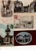 Beau Lot De 10 Cartes Postales Anciennes Meuse Dont Animation : Bar Le Duc - Cartes Postales