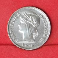 PORTUGAL 10 CENTAVOS 1915 - 2,5 GRS - 0,835 SILVER   KM# 563 - (Nº24947) - Portugal