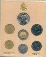 VATICANO - Giovanni Paolo II - Serie Zecca 1984 - Vatican