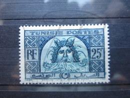 VEND BEAU TIMBRE DE TUNISIE N° 319A , XX !!! - Tunisie (1888-1955)