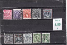 Zanzibar  -  Lote  10  Sellos Diferentes  -  9/8011 - Zanzibar (1963-1968)