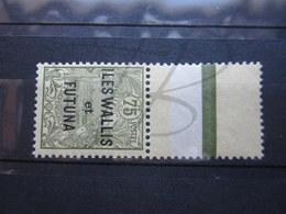 VEND BEAU TIMBRE DE WALLIS ET FUTUNA N° 14 , XX !!! (a) - Wallis-Et-Futuna