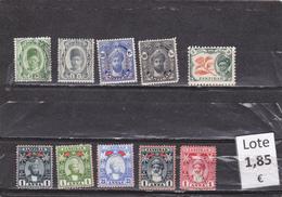 Zanzibar  -  Lote  10  Sellos Diferentes  -  9/8012 - Zanzibar (1963-1968)