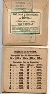 ALLEMAGNE - République De WEIMAR - 1922 - Paquet De 20 Pages De 25 Timbres N° 176 - 10 M. Bleu - Unused Stamps