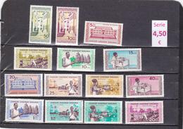 Zanzibar  -  Serie Completa Nueva**   -  9/8015 - Zanzibar (1963-1968)
