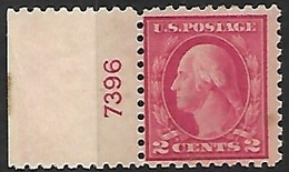 US 1914  Sc#425  2c Washington Perf 10   MNH   2016 Scott Value $4.75 - United States