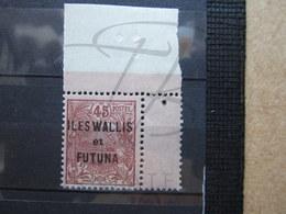 "VEND BEAU TIMBRE DE WALLIS ET FUTUNA N° 12 , "" WA "" ETROITS + BDF , XX !!! - Wallis-Et-Futuna"