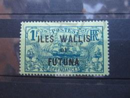 VEND BEAU TIMBRE DE WALLIS ET FUTUNA N° 15  , XX !!! - Wallis-Et-Futuna