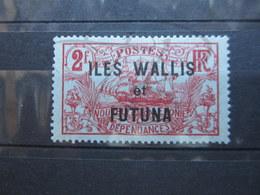 VEND BEAU TIMBRE DE WALLIS ET FUTUNA N° 16  , XX !!! - Wallis-Et-Futuna