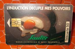 TELECARTE 50 L'INDUCTION DECUPLE MES POUVOIRS - Francia