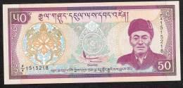 BHUTAN  P24  50   NGULTRUM    2000   UNC. - Bhutan