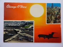 AIRPORT / FLUGHAFEN / AEROPORT    CHICAGO O HARE  INTERNATIONAL - Aerodromi