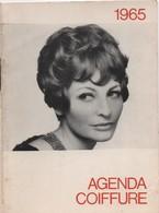 Santé & Hygiéne / Agenda De Poche/ Coiffure/ Roger BINARD/ Paris/ Lang/1965                           CAL407 - Calendriers