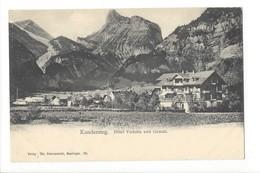 20554 - Kandersteg Hôtel Victoria Und Gemmi - BE Berne
