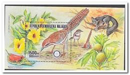 Madagaskar 1988, Postfris MNH, Birds, Flowers, Rotary - Madagaskar (1960-...)