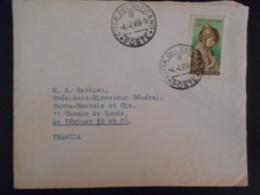 Vatican Lettre De 1956 Pour Le Vesinet - Vatican
