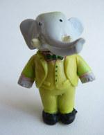 RARE FIGURINE  JIM BABAR - Figurines