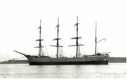 RPPC  PORT CALEDONIA   BARCO BOAT Voilier - Velero Sailboat Navire A Voile - Veleros