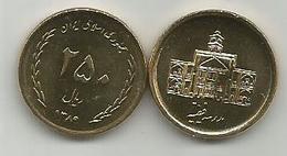 250 Rial Rials 2010. High Grade - Iran