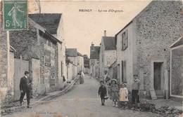 PRINGY - Rue D'Orgenois - Autres Communes