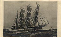 RPPC   LOCH TORRIDON      BARCO BOAT Voilier - Velero Sailboat Navire A Voile - Sailing Vessels