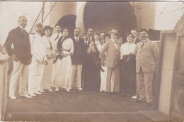 BUQUE CONDUCTOR PETROPOLIS YEAR 1914 CIRCULEE A BUENOS AIRES.-  BLEUP - Brazilië