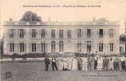 Environs De PONTHIERRY - Façade Du Château De Jonville - Francia