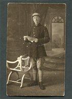 Carte Photo - Militaire, Soissons 30 Août 1918 - Weltkrieg 1914-18