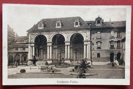 RÉPUBLIQUE TCHÈQUE, PRAGUE, WALDSTEIN PALAIS VINTAGE  PHOTO - Repubblica Ceca