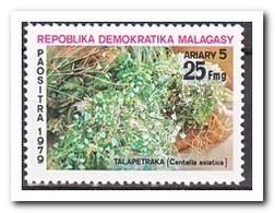 Madagaskar 1979, Postfris MNH, Plants - Madagaskar (1960-...)