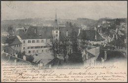 Ancienne Académie, Lausanne, Vaud, 1901 - Corbaz & Cie U/B CPA - VD Vaud