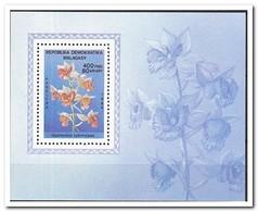 Madagaskar 1984, Postfris MNH, Flowers - Madagaskar (1960-...)