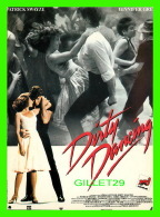 AFFICHES DE FILM - DIRTY DANCING - 1990 GREAT AMERICAN FILMS JOINT VENTURE - - Affiches Sur Carte