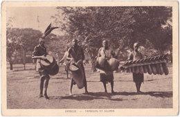 ZAMBEZE. Tambours Et Silimba - Unclassified